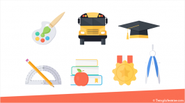 Education Icons for PowerPoint