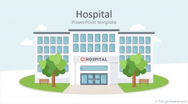 Hospital PowerPoint Template