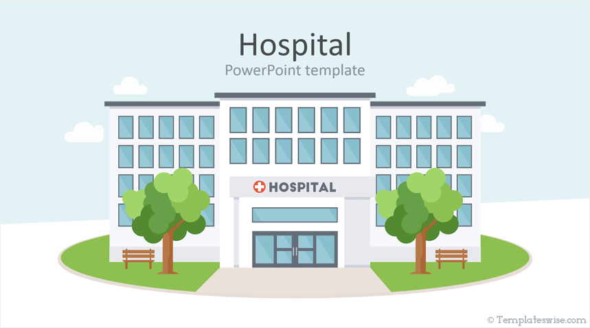 Hospital Powerpoint Template Templateswise Com