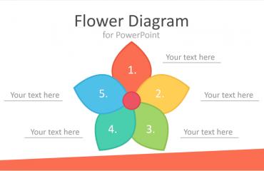 Flower Diagram for PowerPoint