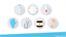 Medical Supply Icons for PowerPoint