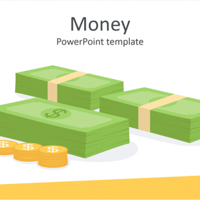 Money PowerPoint Template